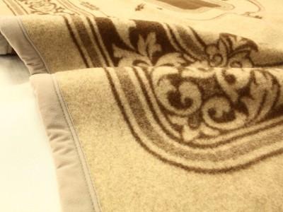 カシミヤ毛布が入荷